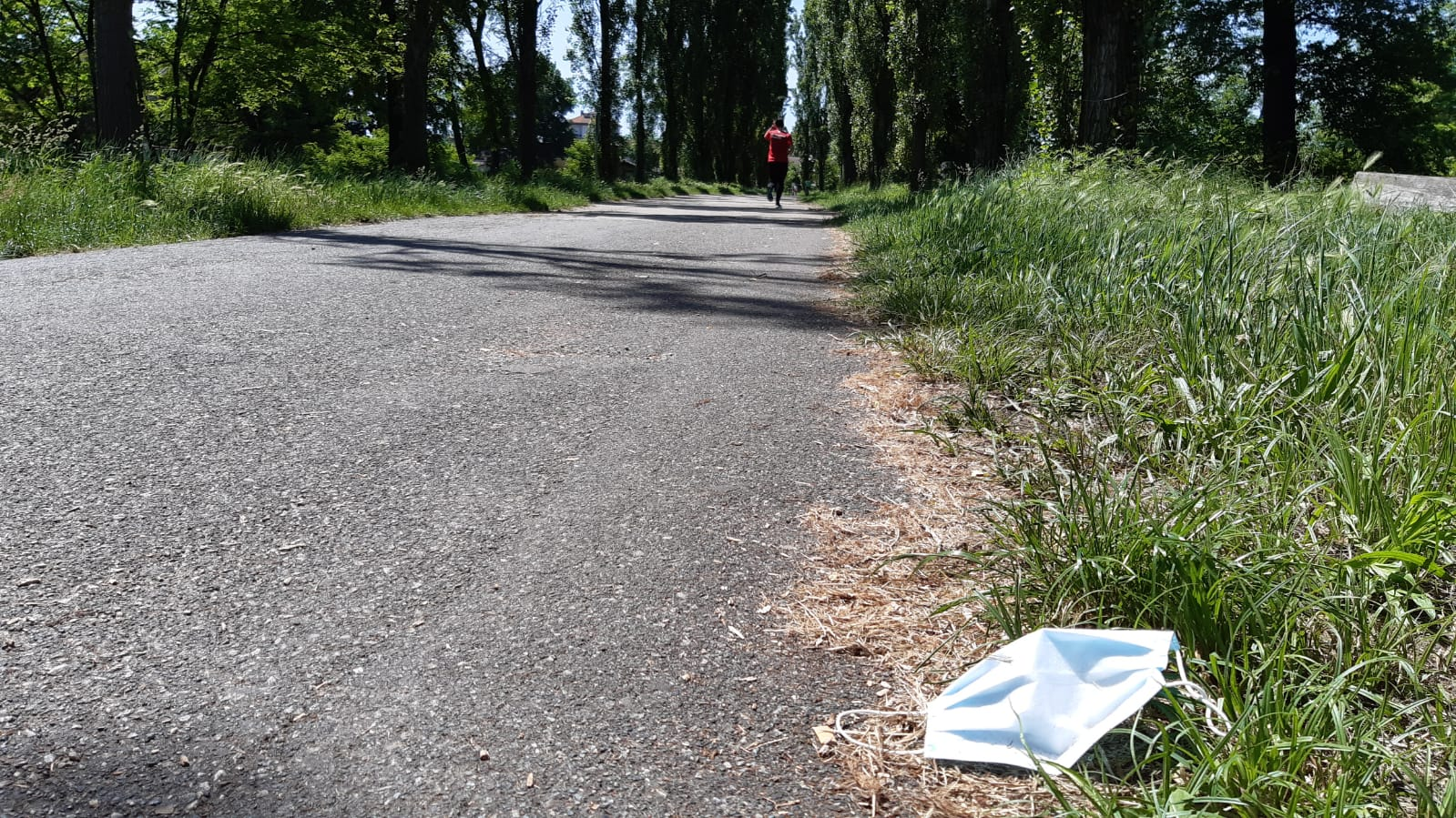 NICHELINO – Per la giornata dell'Ambiente, maxi raccolta di mascherine abbandonate